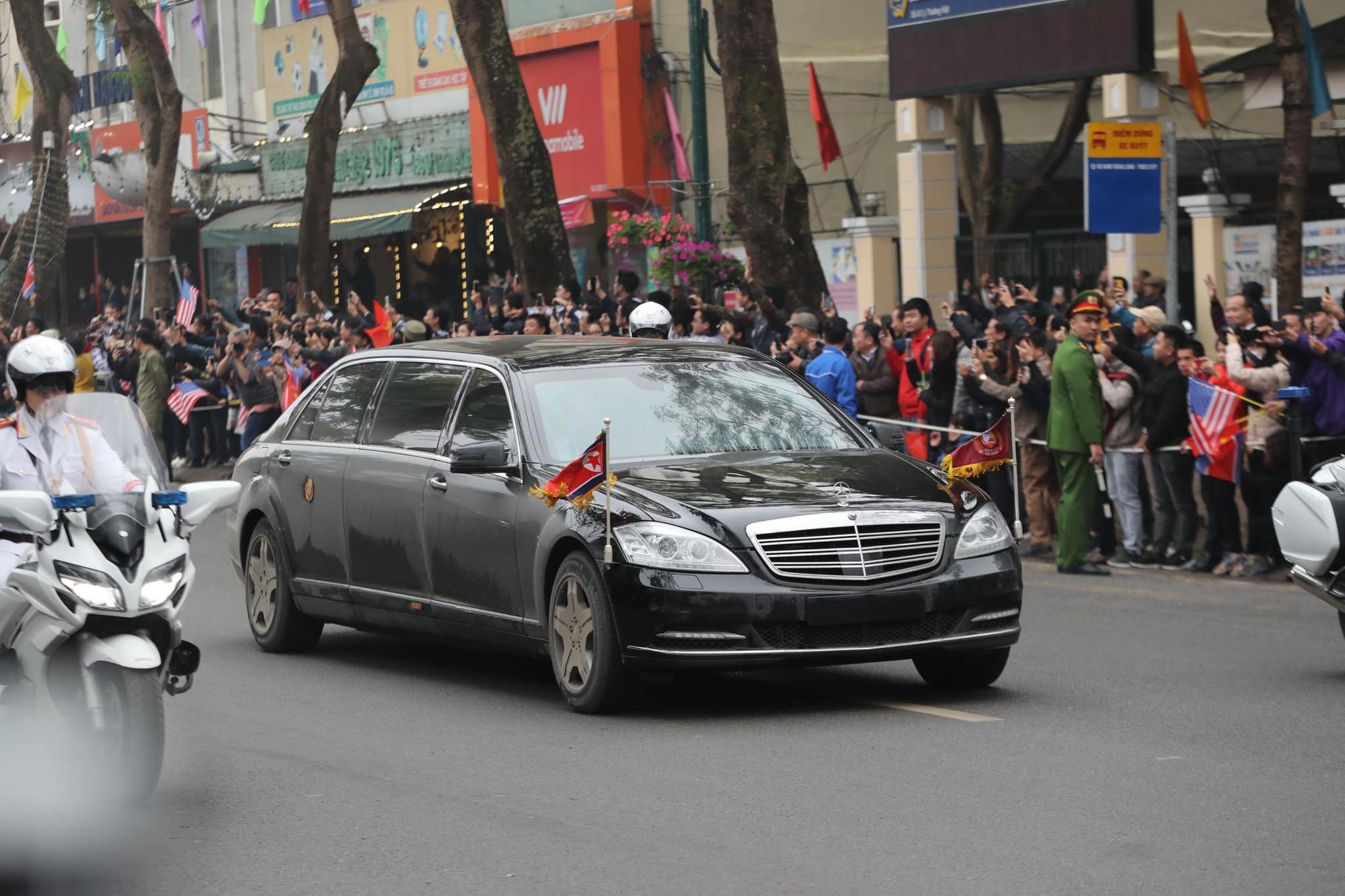 Toàn cảnh đón Chủ tịch Triều Tiên Kim Jong-un tại Việt Nam - Ảnh 27.