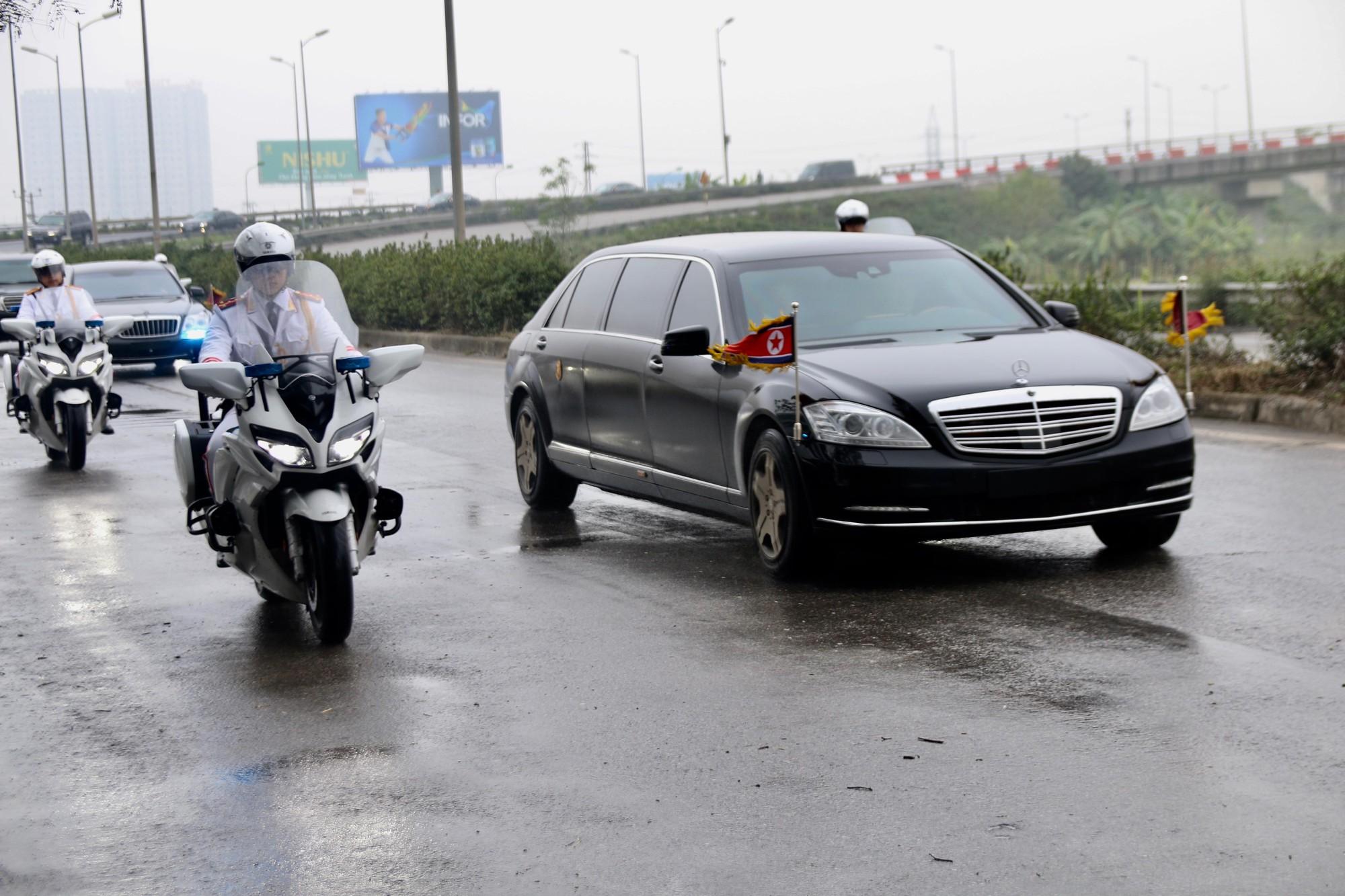 Toàn cảnh đón Chủ tịch Triều Tiên Kim Jong-un tại Việt Nam - Ảnh 21.