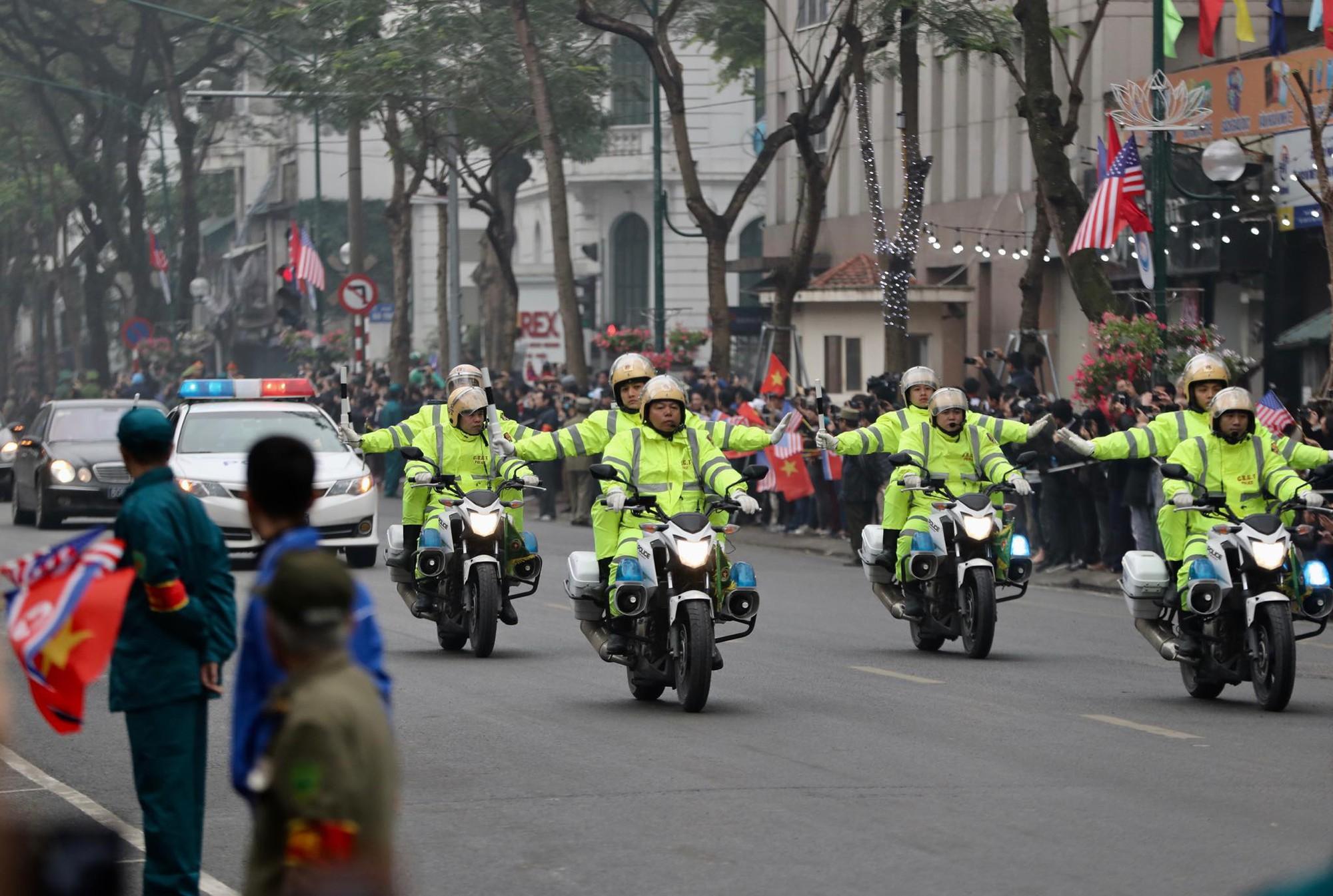 Toàn cảnh đón Chủ tịch Triều Tiên Kim Jong-un tại Việt Nam - Ảnh 25.