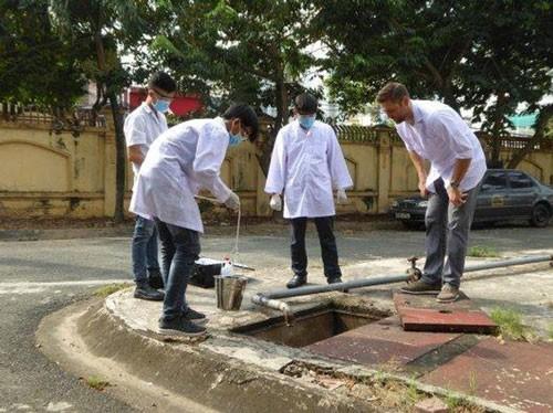 Việt Nam dự thi tay nghề thế giới nghề Công nghệ nước - Ảnh 1.