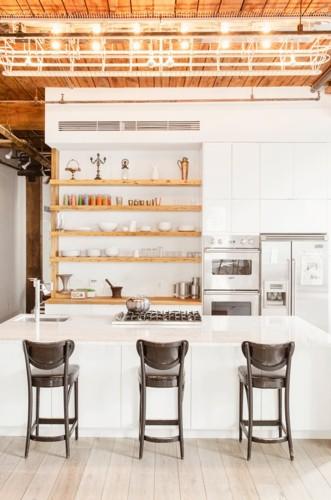 Tủ bếp hiện đại, độc đáo - Ảnh 5.