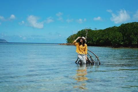 Hộp bắt sóng và điều khiến du khách bất ngờ khi đến Côn Đảo - Ảnh 11.