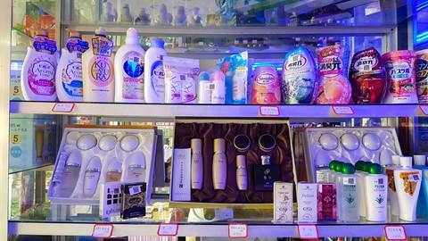 Bia Sài Gòn, nước cam Việt trong cửa hàng ở Triều Tiên - Ảnh 15.