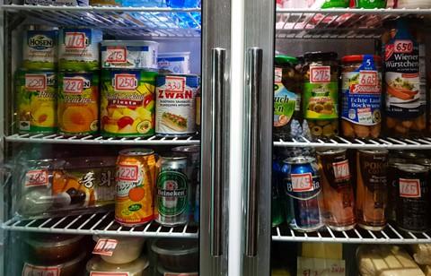 Bia Sài Gòn, nước cam Việt trong cửa hàng ở Triều Tiên - Ảnh 18.