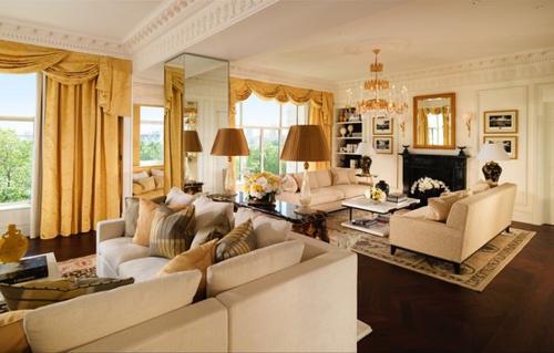 Phòng Tổng thống - nơi xa hoa nhất khách sạn 5 sao - Ảnh 3.