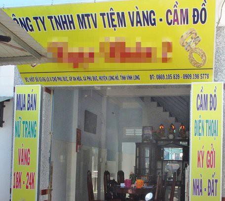 Thủ đoạn hoàn hảo của 1 ông chủ tiệm vàng ở Vĩnh Long - Ảnh 1.