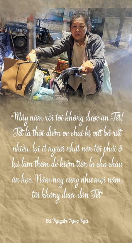 [eMagazine] - Sài Gòn dịp Tết và những mảnh đời vô gia cư - Ảnh 2.