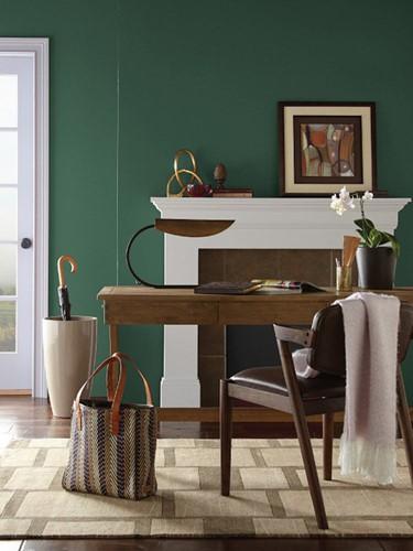 14 màu sơn nhà dành cho những người thích sự ấm cúng - Ảnh 8.