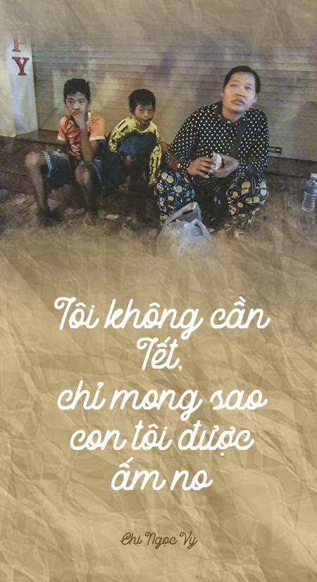 [eMagazine] - Sài Gòn dịp Tết và những mảnh đời vô gia cư - Ảnh 7.