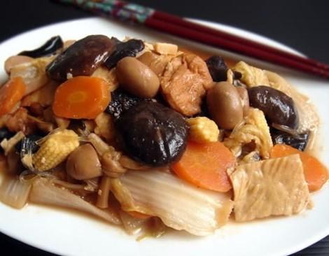 """Những món ăn """"nghe là thèm"""" trong Tết Trung Quốc - Ảnh 7."""