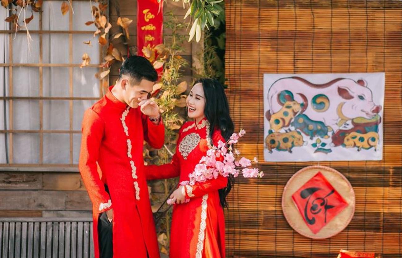[eMagazine] - Cầu thủ tuyển Việt Nam ăn Tết như thế nào? - Ảnh 7.