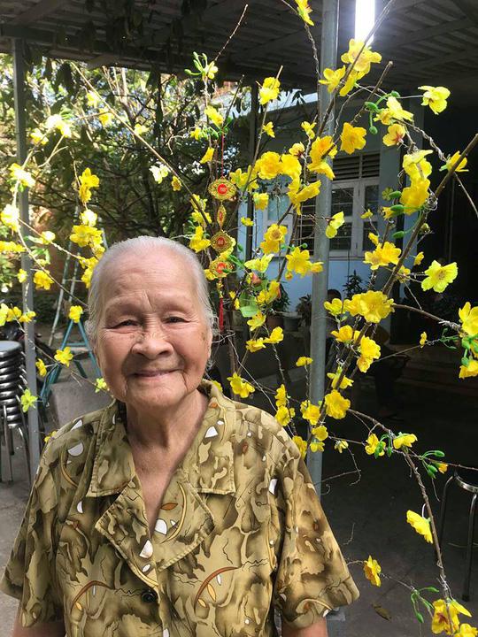 Thăm nàng Juliet 92 tuổi ở Khu dưỡng lão nghệ sĩ TP HCM - Ảnh 1.