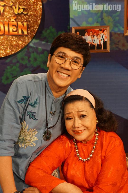 Bộ ba Kim Cương, Thành Lộc, Hữu Châu vui xuân tri ân nghệ sĩ - Ảnh 7.