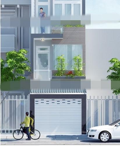 10 mẫu nhà phố 3 tầng 1 tum độc đáo nhất 2019 - Ảnh 6.