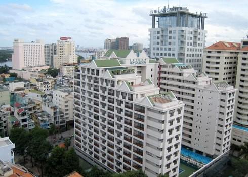 Giá thuê căn hộ dịch vụ ở Sài Gòn gần 40 USD mỗi m2 - Ảnh 1.