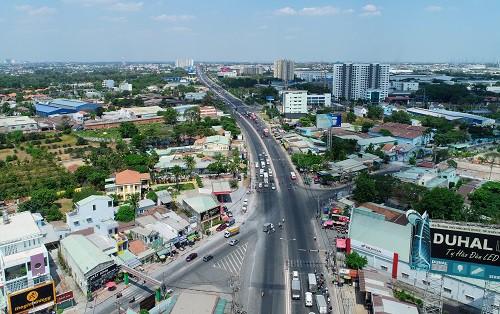 Thuận An sắp trở thành đô thị loại II: Lực hút hấp dẫn các nhà đầu tư - Ảnh 1.