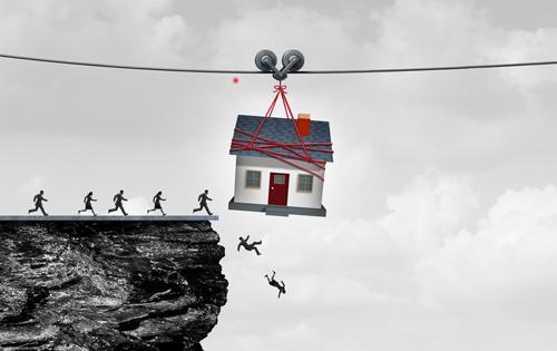 Ma trận quảng cáo bất động sản bủa vây người mua nhà - Ảnh 2.