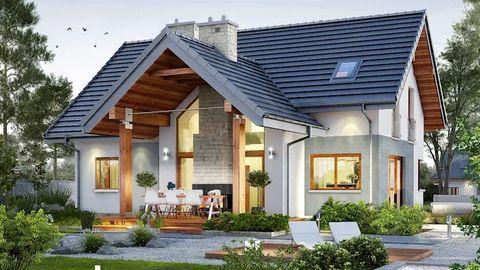 Nhà đẹp lắp ghép: Những thiết kế tiết kiệm - Ảnh 2.