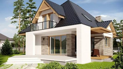 Nhà đẹp lắp ghép: Những thiết kế tiết kiệm - Ảnh 3.