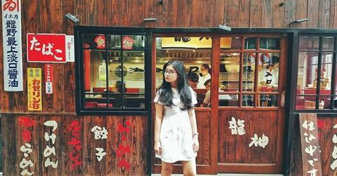 Lạc bước Tokyo giữa lòng Sài Gòn hoa lệ - Ảnh 1.