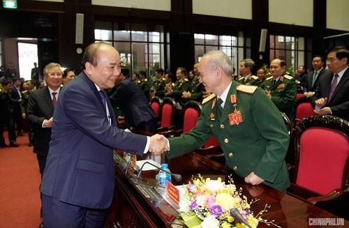 Trao Huân chương Quân công Hạng nhất cho Bộ đội Biên phòng - Ảnh 1.