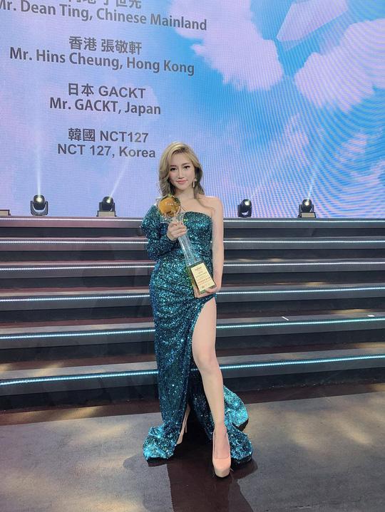 Clip: Orange thắng giải Siêu sao mới châu Á tại Hongkong Asian pop - Ảnh 2.