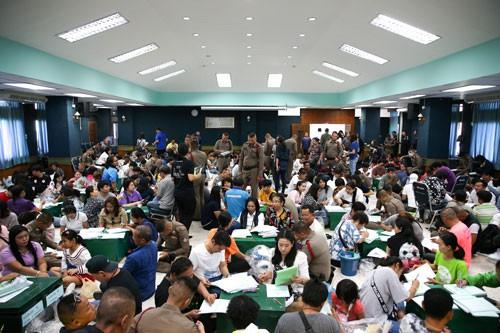 Kịch bản nào chờ Thái Lan sau bầu cử? - Ảnh 1.