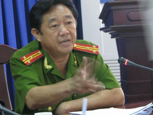 Giám đốc Công an Bình Dương làm phó bí thư tỉnh ủy - ảnh 1
