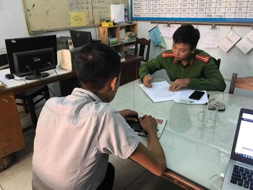 Phóng viên Báo Người Lao Động bị hành hung khi tác nghiệp - Ảnh 1.