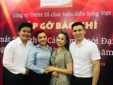 """Ra mắt """"Sân khấu cải lương mới Đại Việt"""" - Ảnh 2."""