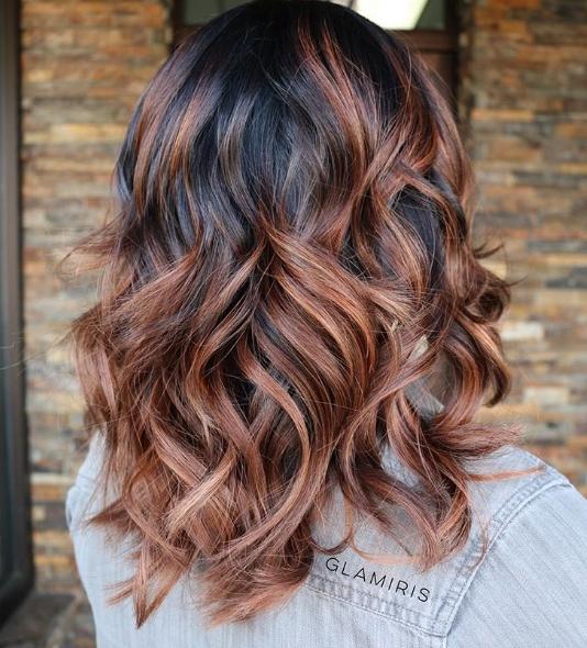 10 xu hướng màu tóc nhuộm cho năm 2019 - Ảnh 4.