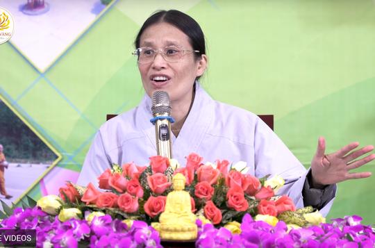 Vụ cúng oan gia trái chủ tại chùa Ba Vàng: Bà Phạm Thị Yến bị phạt 5 triệu đồng - Ảnh 1.