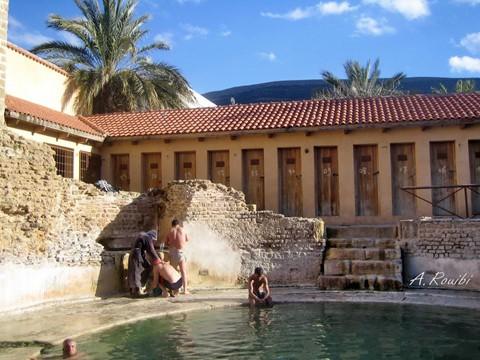 Nhà tắm 2.000 năm tuổi từ thời La Mã cổ đại vẫn hoạt động - Ảnh 1.