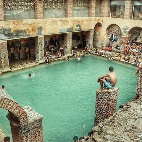 Nhà tắm 2.000 năm tuổi từ thời La Mã cổ đại vẫn hoạt động - Ảnh 3.