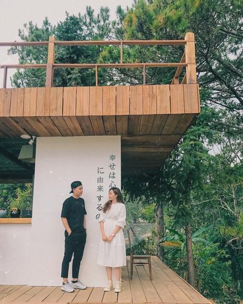 Check-in quán cà phê mới toanh ở Đà Lạt, đẹp tựa Nhật Bản - Ảnh 3.