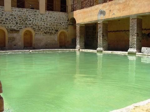 Nhà tắm 2.000 năm tuổi từ thời La Mã cổ đại vẫn hoạt động - Ảnh 5.