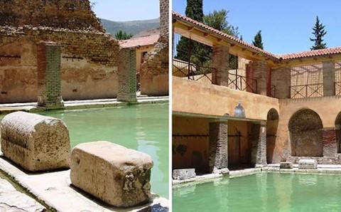 Nhà tắm 2.000 năm tuổi từ thời La Mã cổ đại vẫn hoạt động - Ảnh 9.