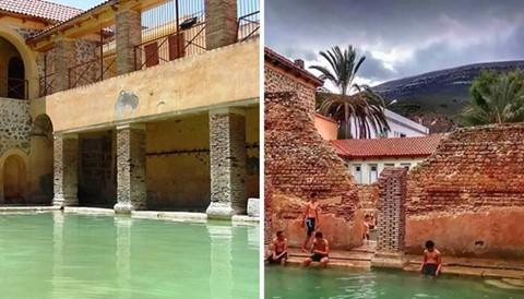 Nhà tắm 2.000 năm tuổi từ thời La Mã cổ đại vẫn hoạt động - Ảnh 10.