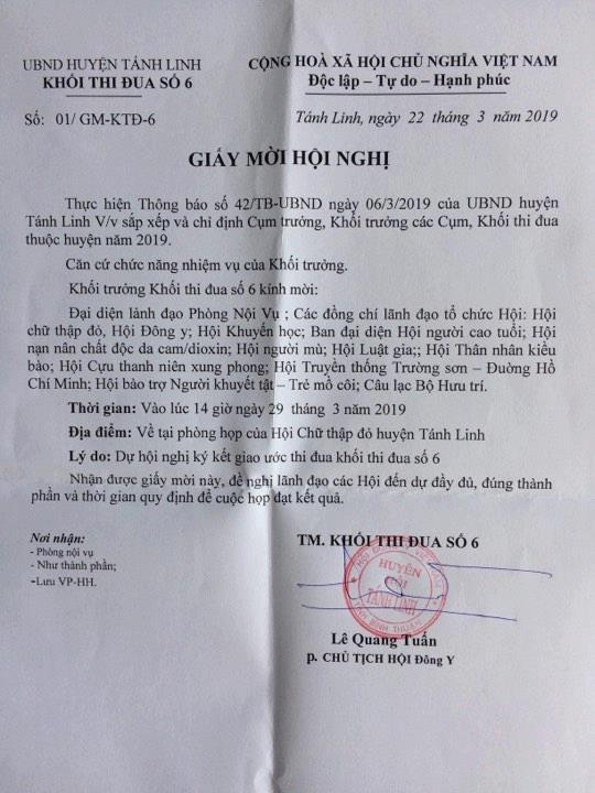 Bình Thuận: Từng bị truy nã rồi đầu thú vẫn giữ chức phó chủ tịch Hội Đông y - Ảnh 1.