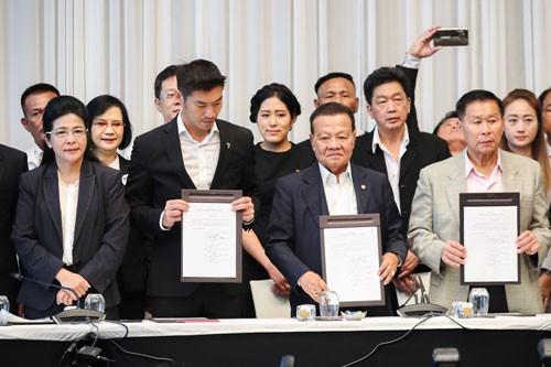 Thái Lan: Nóng lên cuộc đua lập chính phủ mới - Ảnh 1.