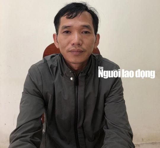 Bị can Phan Thanh Phú