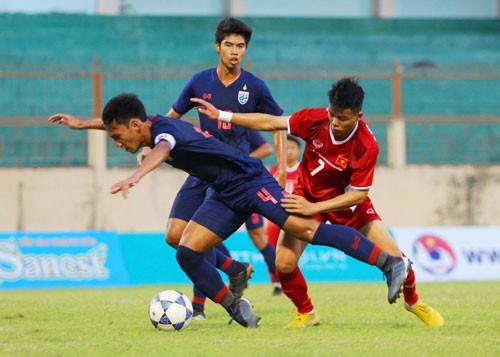 Hấp dẫn chung kết U19 Việt Nam - Thái Lan - Ảnh 1.