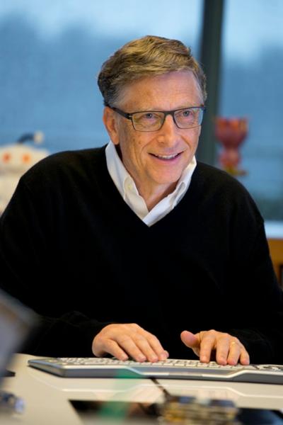 Bill Gates tiết lộ 2 thứ đắt tiền khiến ông hạnh phúc - Ảnh 1.