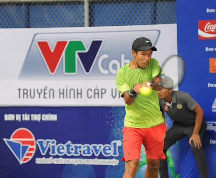 Các tay vợt trẻ TP HCM áp đảo, đàn em Lý Hoàng Nam chỉ giành 1 HCV - Ảnh 1.
