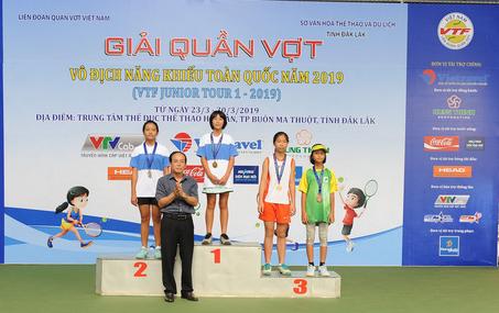 Các tay vợt trẻ TP HCM áp đảo, đàn em Lý Hoàng Nam chỉ giành 1 HCV - Ảnh 5.