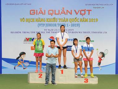 Các tay vợt trẻ TP HCM áp đảo, đàn em Lý Hoàng Nam chỉ giành 1 HCV - Ảnh 6.