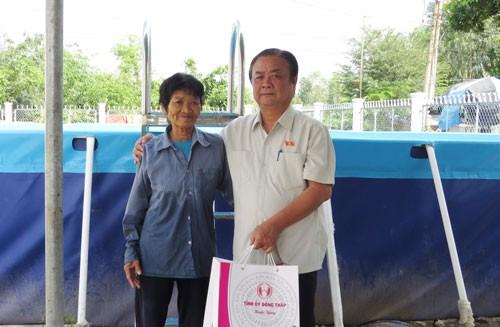 Những phụ nữ vì cộng đồng: Bà Sáu Thia và 2.300 rái cá nhí - Ảnh 1.