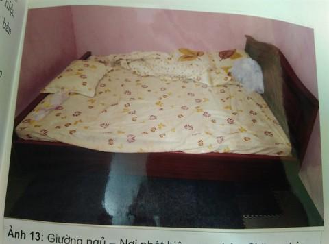 Nút buộc khăn cuốn cổ tố kẻ hãm hại người phụ nữ trên giường - Ảnh 1.