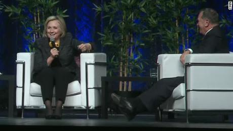 Bà Clinton nói lời dứt khoát với ghế tổng thống Mỹ - Ảnh 1.