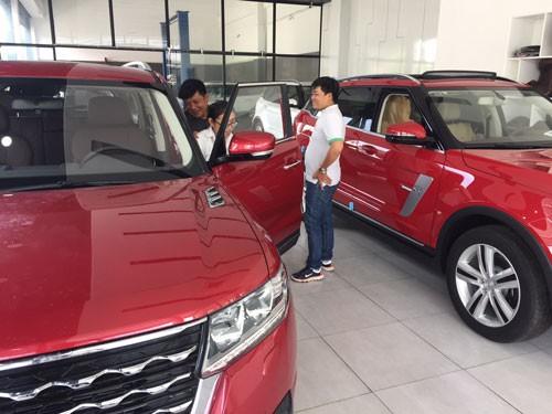 Ôtô Trung Quốc âm thầm lấy lòng khách Việt - Ảnh 1.